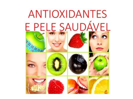 Curso Online de Antioxidantes e Pele Saudável