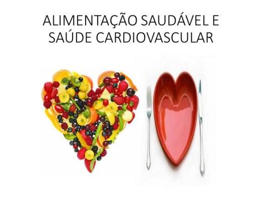 Curso Online de Alimentação Saudável e Saúde Cardiovascular