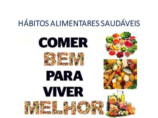 Curso Online de Hábitos Alimentares Saudáveis