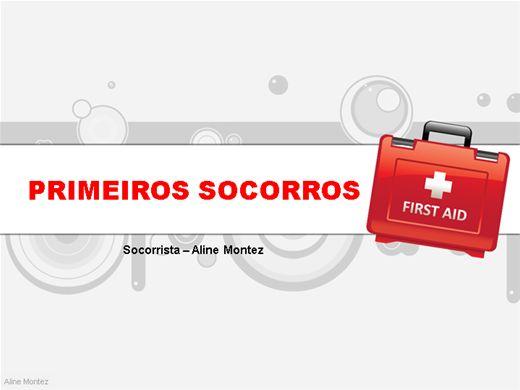 Curso Online de PRIMEIROS SOCORROS - RCP