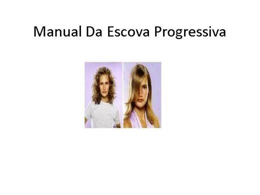 Curso Online de Manual da Escova Progressiva