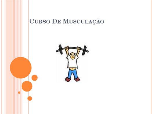 Curso Online de Curso De Musculação