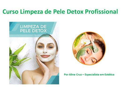 Curso Online de Limpeza de Pele Detox Profissional