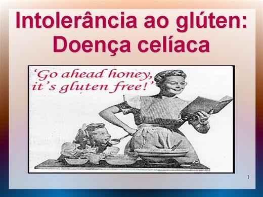 Curso Online de Intolerância ao glúten