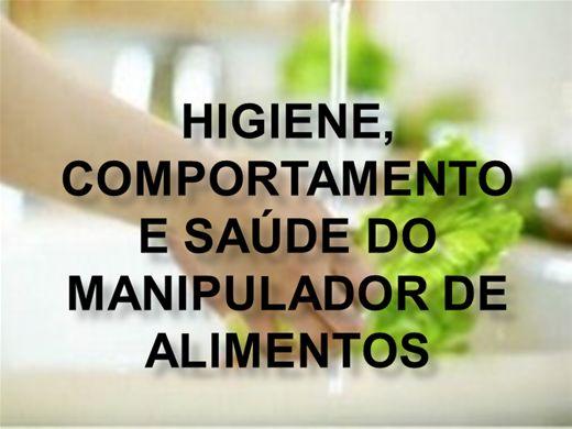 Curso de higiene comportamento e sa de do manipulador de alimentos - Certificado de manipulador de alimentos gratis online ...