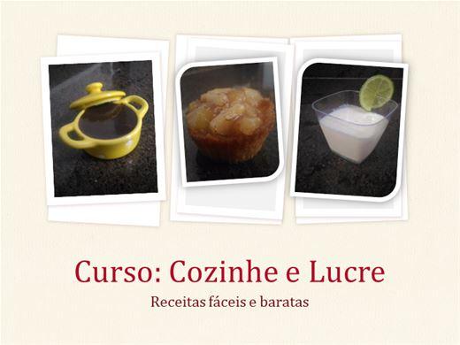 Curso Online de Cozinhe e Lucre!