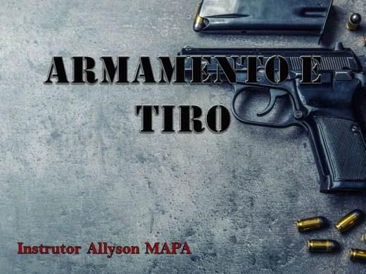 Curso Online de Armamento e Tiro