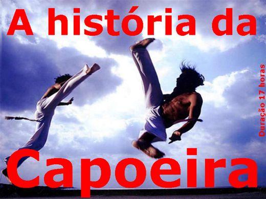 Curso Online de capoeira