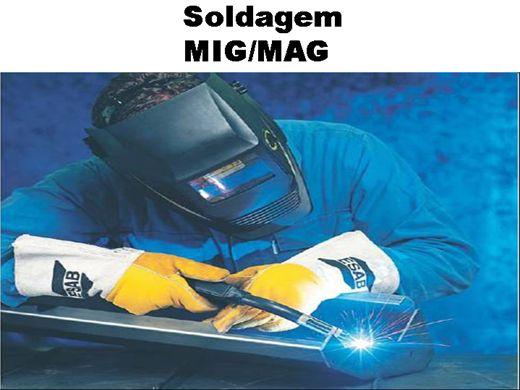 Curso Online de Soldagem MIG/MAG