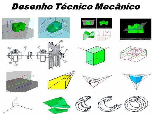 Curso Online de DESENHO TÉCNICO MECÂNICO