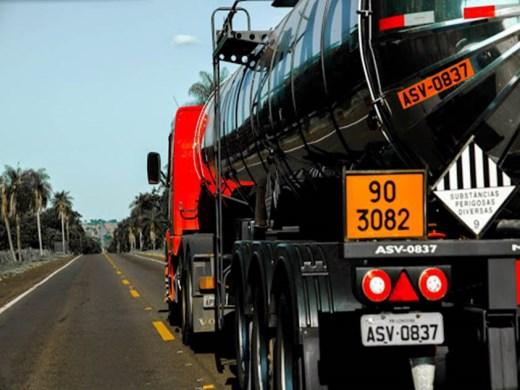 Curso Online de MOPP Transporte de Produtos Perigosos