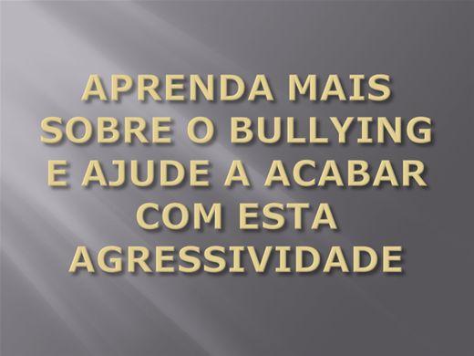Curso Online de BULLYING