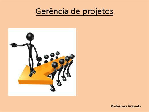 Curso Online de Gerência de Projetos