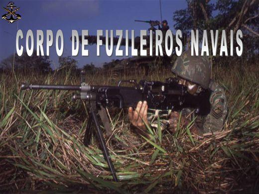 Curso Online de Corpo de Fuzileiros Navais