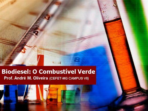 Curso Online de Biodiesel: O Combustível Verde