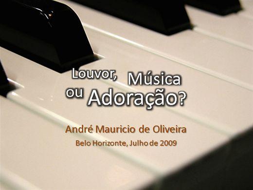 Curso Online de Louvor, música ou adoração