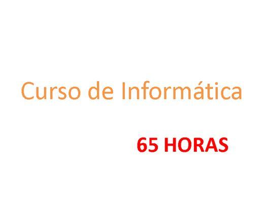 Curso Online de Informática
