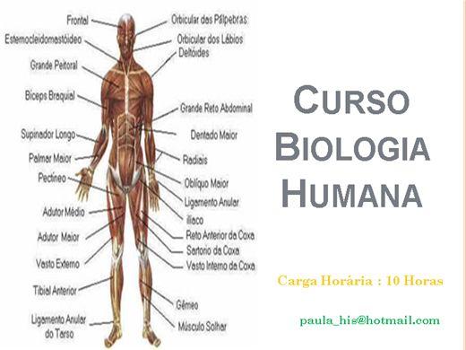 Curso Online de Biologia Humana