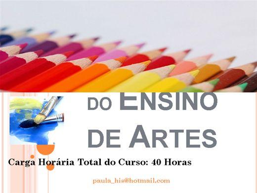 Curso Online de Metodologia do Ensino de Artes
