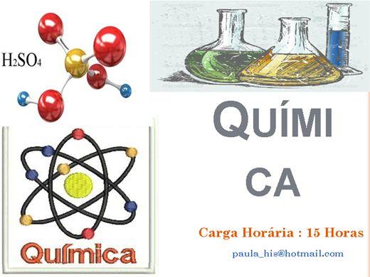 Curso Online de Química