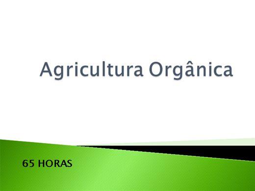 Curso Online de Agricultura Orgânica
