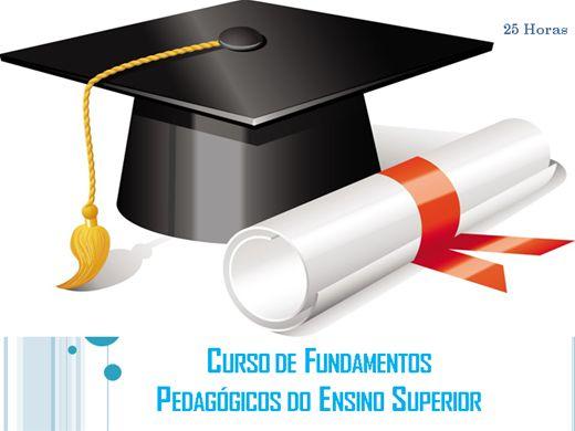 Curso Online de Fundamentos Pedagógicos do Ensino Superior