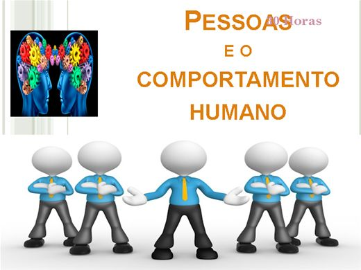 Curso Online de Gestão de Pessoas e o Comportamento Humano