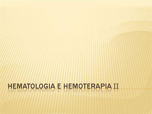 Curso Online de Anemias