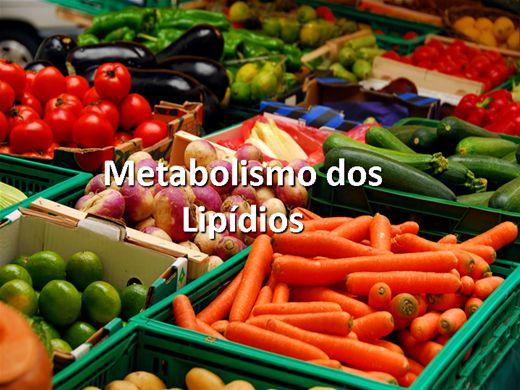 Curso Online de Metabolismo de Lipídios