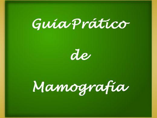 Curso Online de Guia Prático de Mamografia