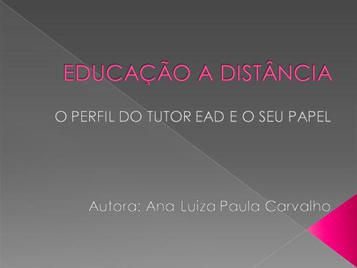 Curso Online de Educação a Distância