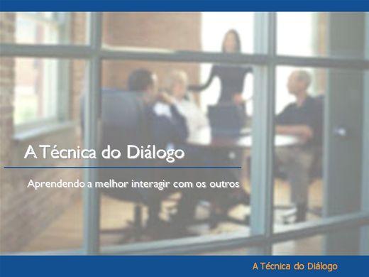 Curso Online de Téc. Diálogo