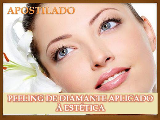 Curso Online de Peeling de diamante profissional
