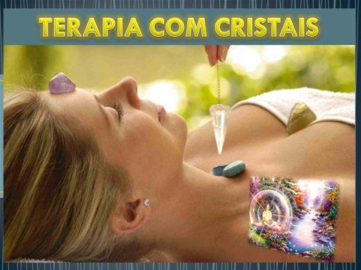 Curso Online de Terapia com cristais