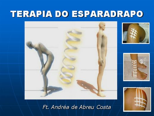 Curso Online de ESPARADRAPOTERAPIA
