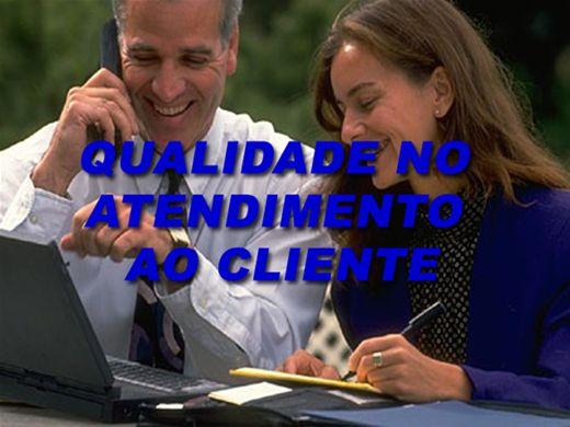 Curso Online de QUALIDADE NO ATENDIMENTO AO CLIENTE