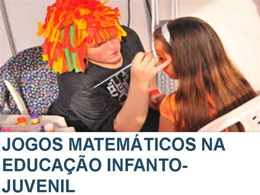 Curso Online de JOGOS MATEMÁTICOS NA EDUCAÇÃO INFANTO-JUVENIL