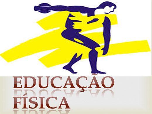 Curso Online de Educação Fisica