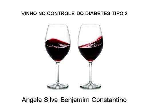 Curso Online de VINHO NO CONTROLE DO DIABETES TIPO 2