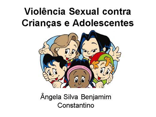 Curso Online de Violência Sexual contra a Crianças e Adolescentes