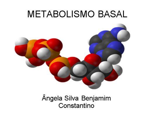 Curso Online de METABOLISMO BASAL