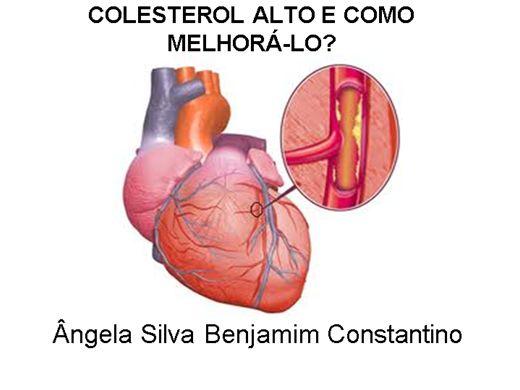 Curso Online de Colesteroal alto e suas consequencias