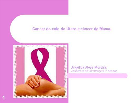 Curso Online de Câncer do Colo do Útero e Câncer de Mama