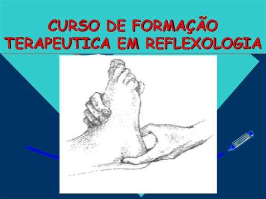 Curso Online de CURSO DE REFLEXOLOGIA PODAL