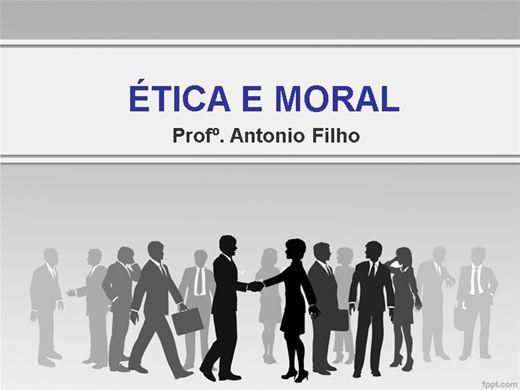 Curso Online de ÉTICA E MORAL