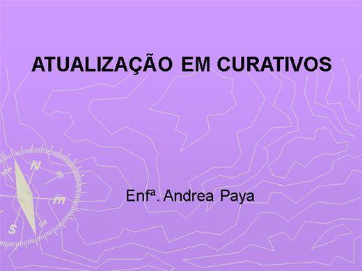Curso Online de Atualização de Curativos