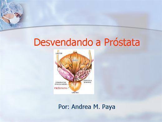 Curso Online de Câncer de Próstata em detalhes