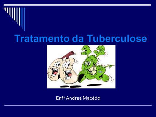 Curso Online de Tratamento da Tuberculose