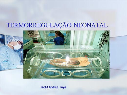 Curso Online de Termorregulação Neonatal