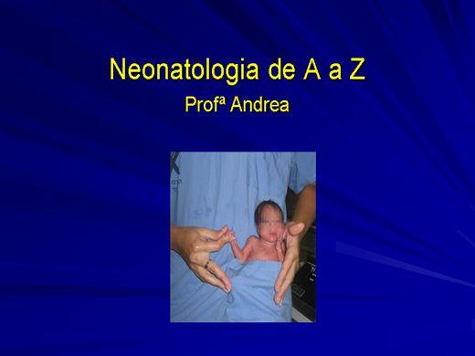 Curso Online de Neonatologia de A a Z